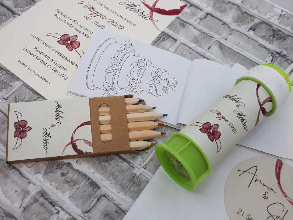 wedding bag bambino idee matrimonio