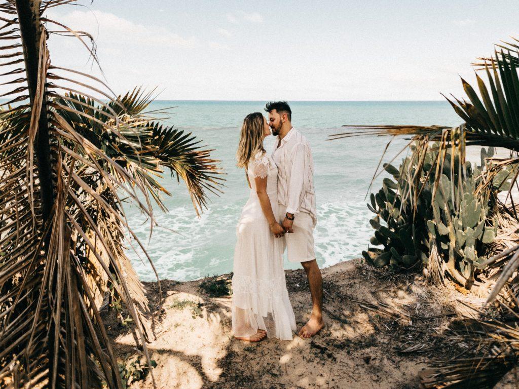 Viaggio di nozze luna di miele rimandata