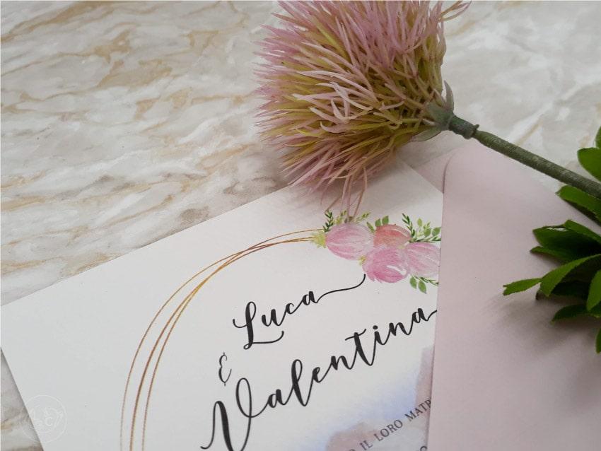partecipazioni-di-matrimonio-personalizzate-a-mano-acquerello-su-misura-fiori rosa