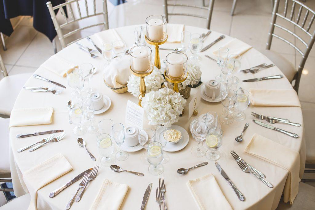 come fare i tavoli matrimonio