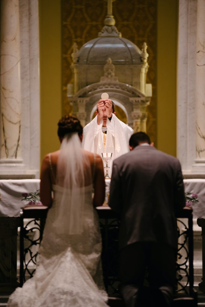 Chiesa Messa lunga matrimonio prete idee