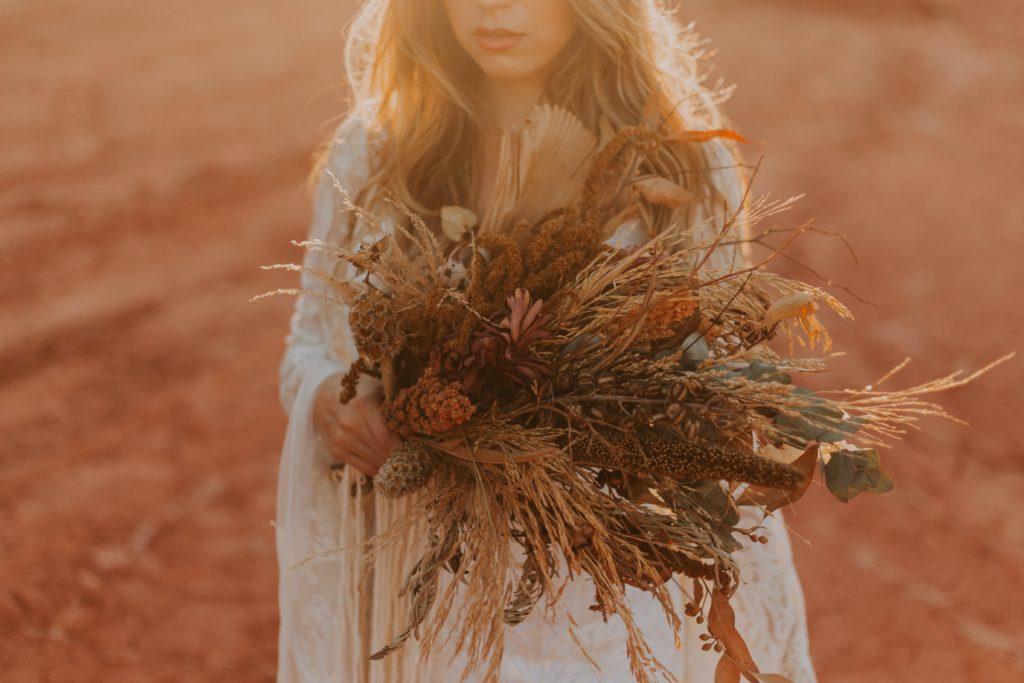 Nozze in autunno i colori
