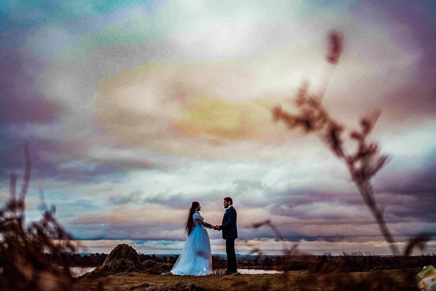 Foto matrimonio pioggia brutto tempo nozze