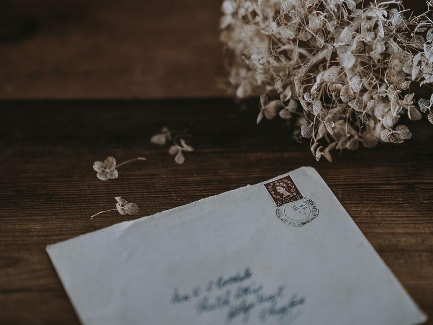 Cosa scrivere sulle buste di matrimonio