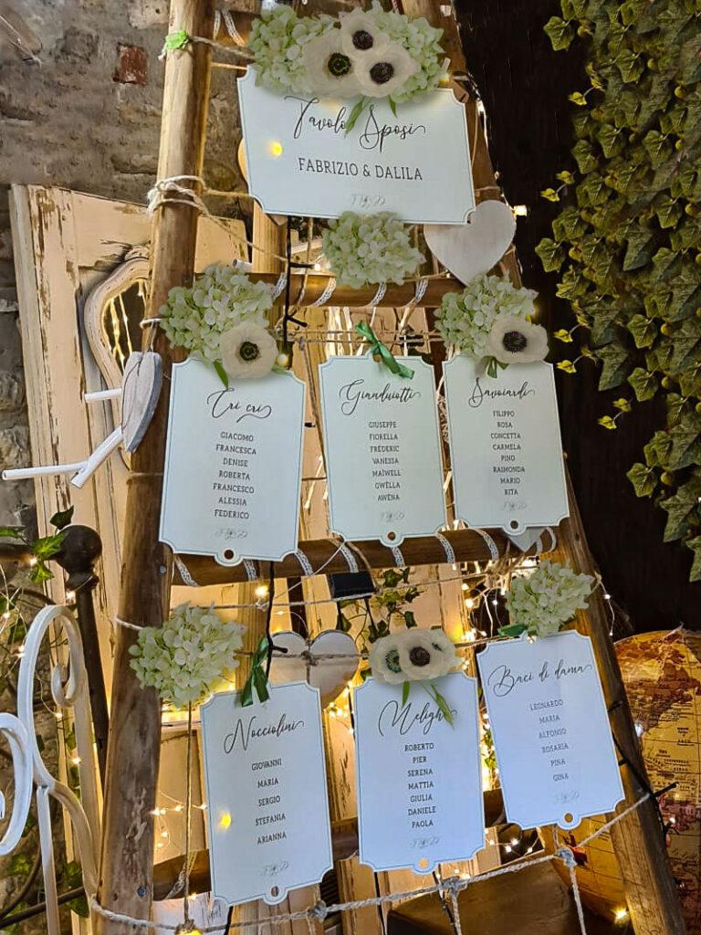 Tableau-di-matrimonio-verde-anemone-e-giglio---le-cartasie