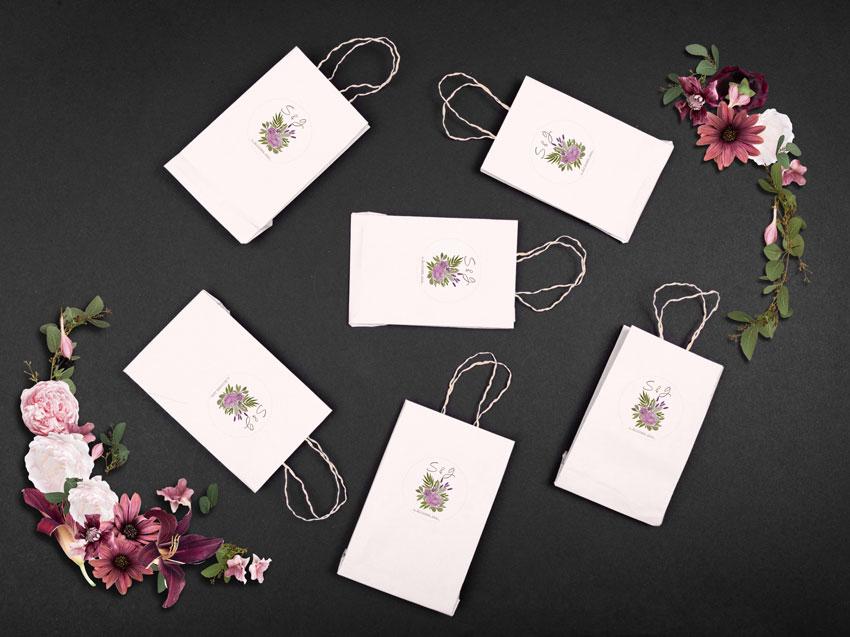 wedding-bag-su-sfondo-nero
